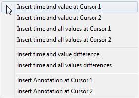 Pronto Software Annotations Menu - Dual Cursors