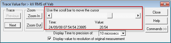 Pronto Software Examine Dialogue 1