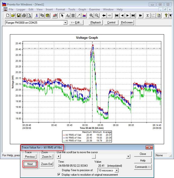 Pronto Software Examine Cursors 3