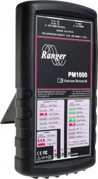 PM1000 Power quality analyser