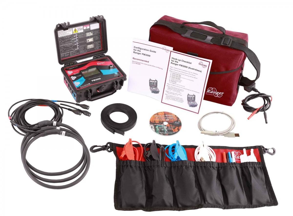 PM3000 Asia kit