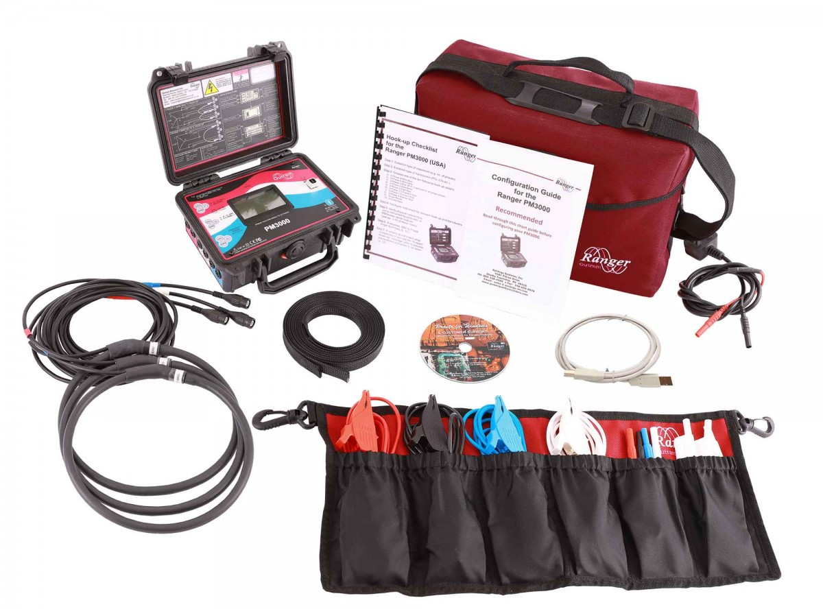 PM3000 USA kit
