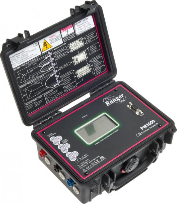PM3000 Power Quality Analyser