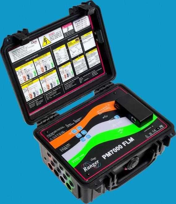 PM7000-FLM Fault Level Monitor