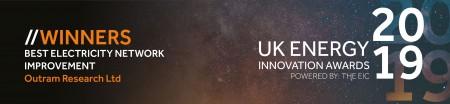 Winner - Best Electricity Network Improvement - UK Energy Innovation Awards 2019