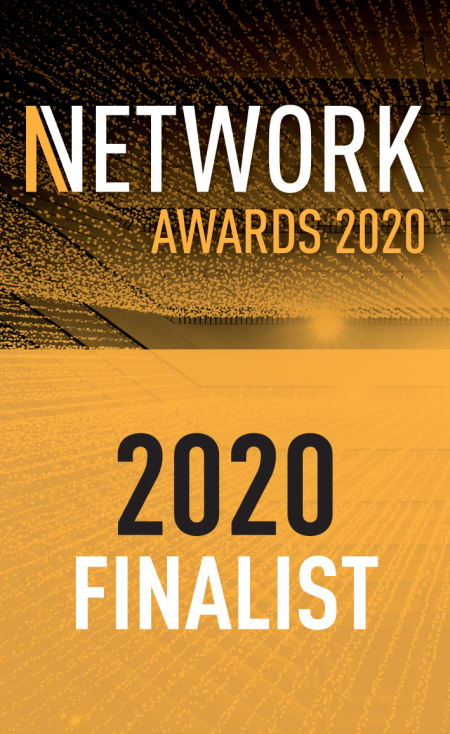 Network 2020 Award Finalist - Game Changer of the Year Award