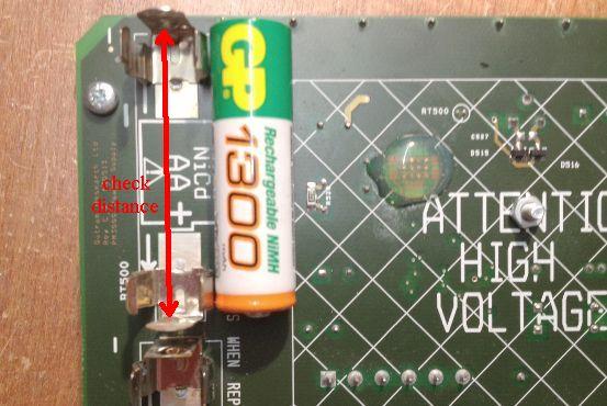 check battery clips make good contact