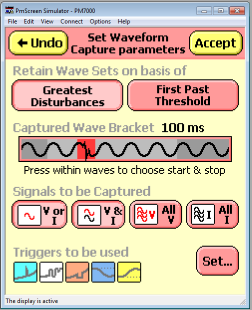 Waveform Capture